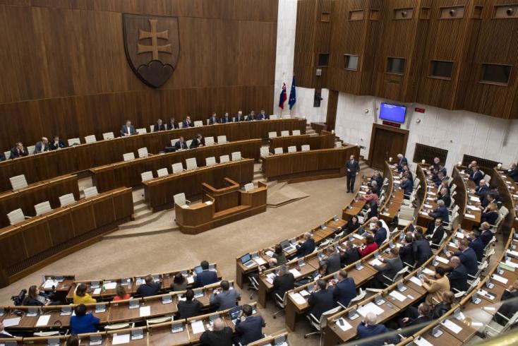 A parlament jóváhagyta a veszélyhelyzet meghosszabbítását