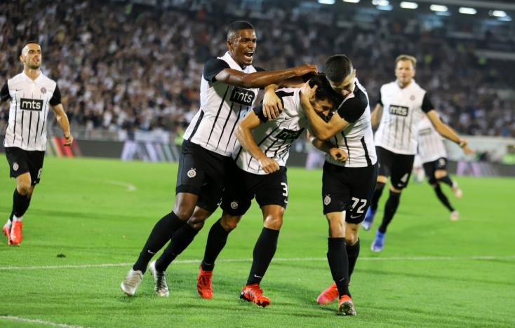Konferencia-liga –Tizenegyesekkel továbbjutott a Partizan Belgrád