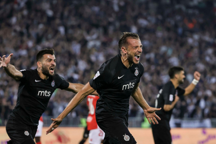 Konferencia-liga –A portugálok legyőzésével főtáblára jutott a Partizan Belgrád