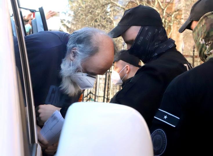 Elítélték a korrupt bírót: Pavol Polka 3 év felfüggesztett börtönt, és 150 ezer eurós pénzbüntetést kapott