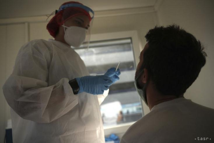 Koronavírus: 700 felett van az új fertőzöttek száma