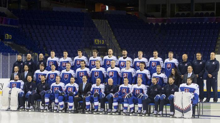Hoki-vb: Kőkemény csoport vár a szlovákokra a jövő évi világbajnokságon