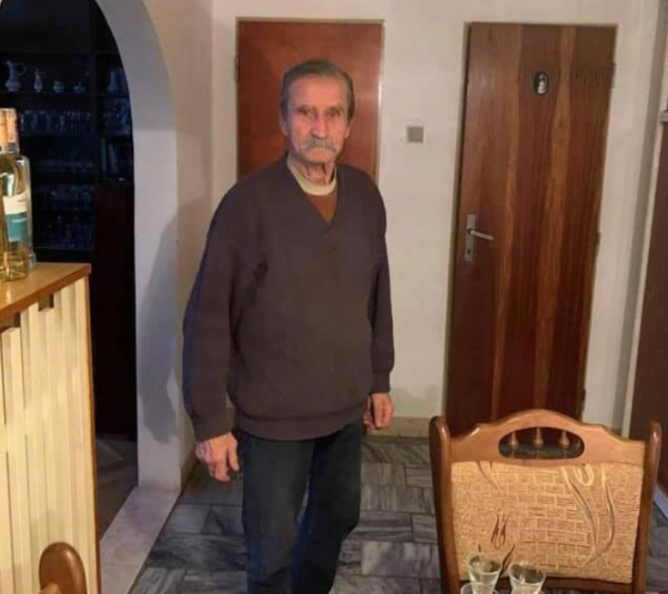 Pozsonypüspökin eltűnt egy 80 éves bácsi, segítsen megtalálni!