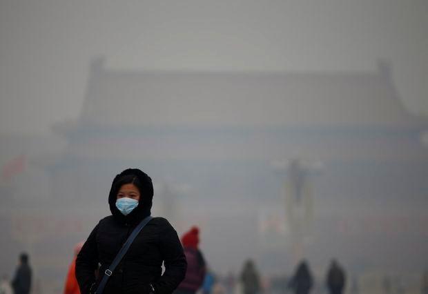 Peking szívesen fellélegezne, de egyszerűen nem tud
