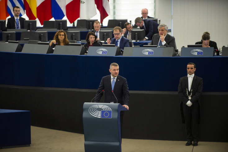 Pellegrini Strasbourgból üzent Dankóéknak, nem lesz változása külpolitika terén