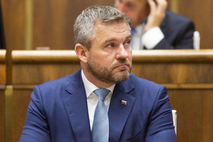 Pellegrini leváltása ma nem jött össze, hétfőn újra próbálkozhat az ellenzék