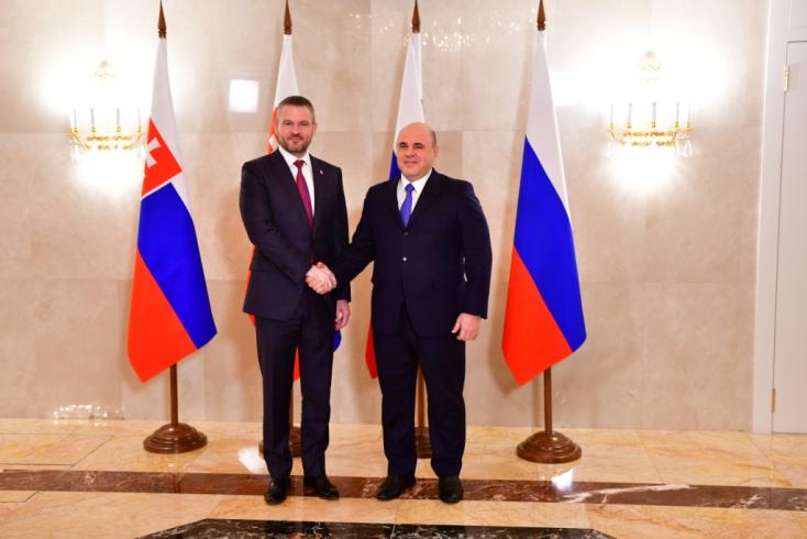 Pellegrini a kampány utolsó napján elutazott Moszkvába