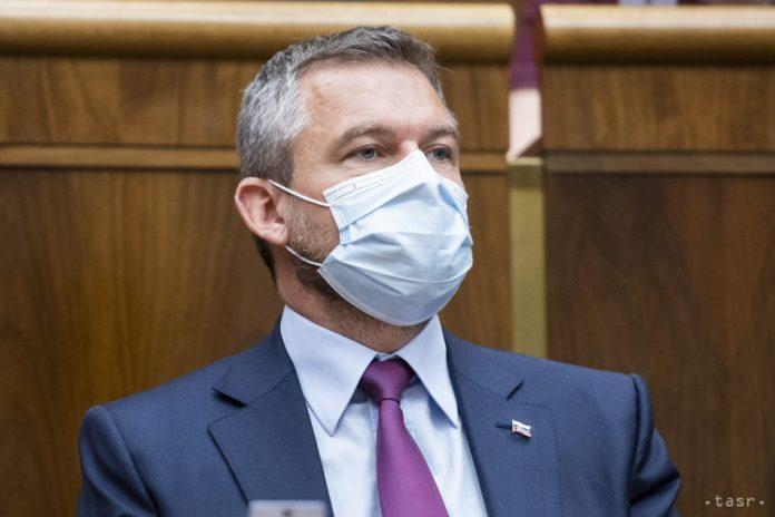 Pellegrini szerint Krajčí lemondásának bejelentése csak a kormánykoalíció színjátéka