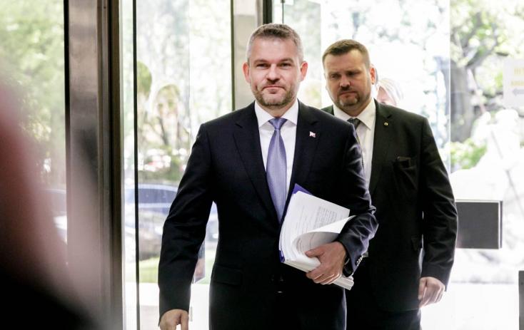 Pellegrini és Čaputová a legmegbízhatóbb politikusok, Bugár a sor végén
