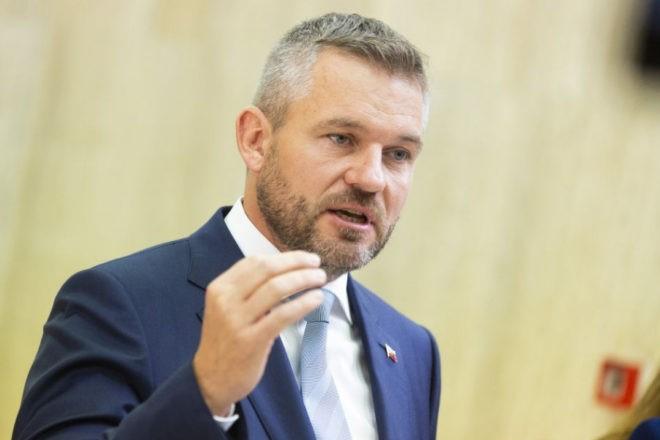 Pellegrini az Európai Unióban látja Szlovákia jövőjét