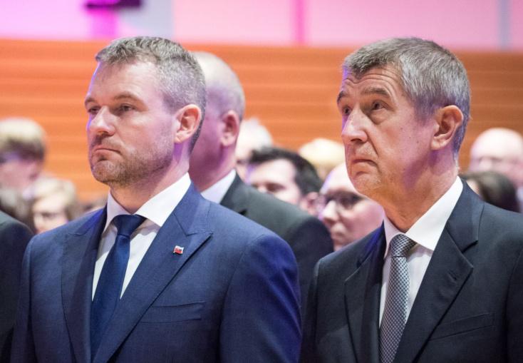 Pellegrini részvétet nyilvánított Andrej Babiš cseh kormányfőnek