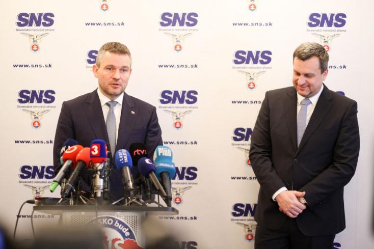 Danko tudomásul vette, hogy Kiska nem adta áldását az új kormányra