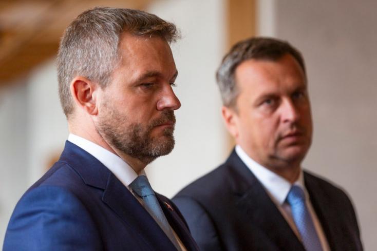 Megy az adok-kapok: Pellegrini és Danko tovább marakodik az Irakban állomásozó szlovák katonák miatt