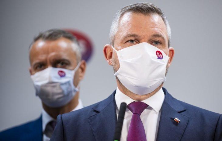 Pellegrini bizalmatlansági indítványt készül benyújtani a kormányfő ellen