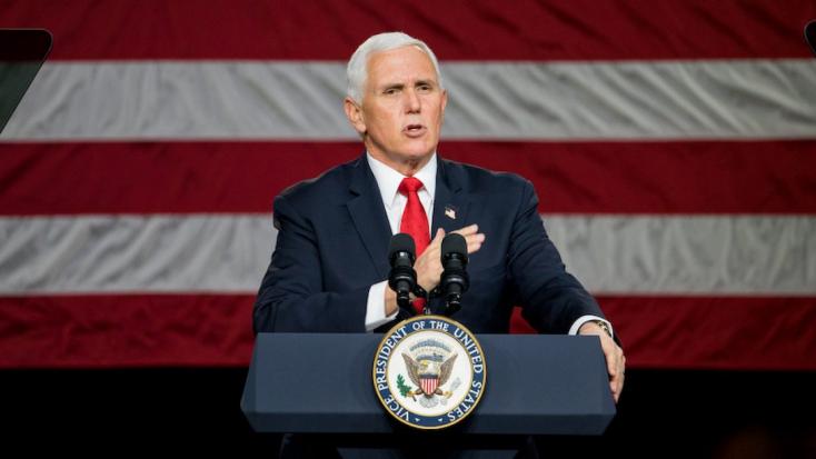 Trump felmentésére szólította fel Mike Pence-t az amerikai képviselőház, az alelnök ezt elutasította