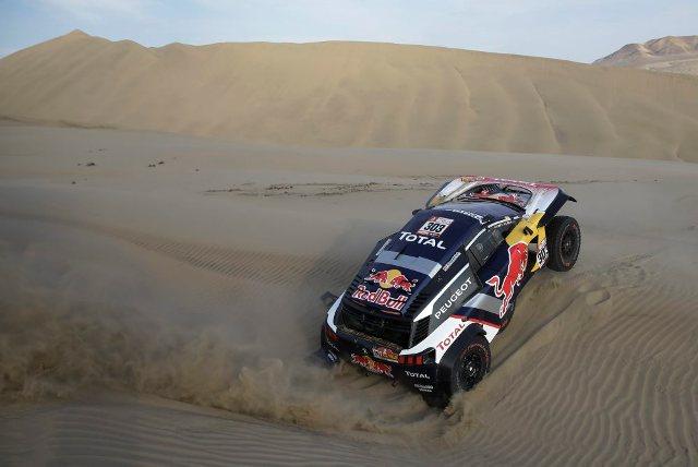 Dakar 2018 - Csökkent Peterhansel előnye