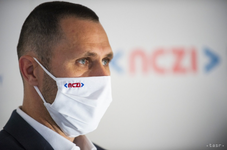 Krajčí leváltotta a Szlovák Nemzeti Egészségügyi Központ vezetőjét