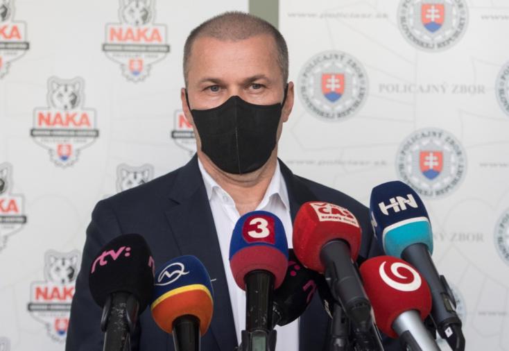 A Váhostav és a néhai Paška jobbkezének bizniszelésére utaló dokumentum elsüllyedt a jelenlegi rendőrfőkapitánynál
