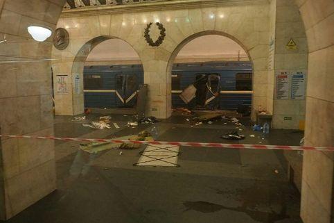 Pokolgépet találtak egy másik szentpétervári metróállomáson, egyelőre nincs hír szlovákiai áldozatról