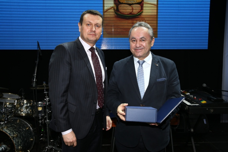 Csallóközi étolajat díjazott a mezőgazdasági minisztérium