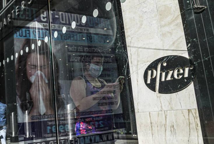 Már vizsgálják, hogy a Pfizer vakcináját beadhatják-e a 12-15 éveseknek is