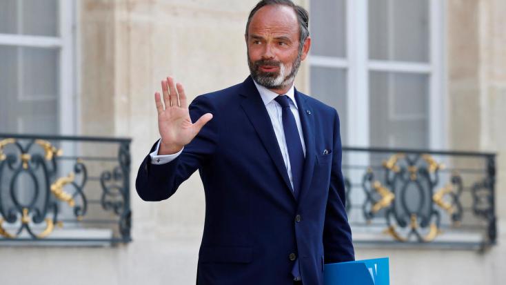 Lemondott azÉdouard Philippe vezette francia kormány