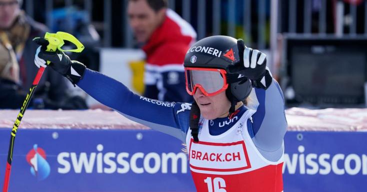 Alpesisí-vk – Sofia Goggia győzött szuperóriás-műlesiklásban
