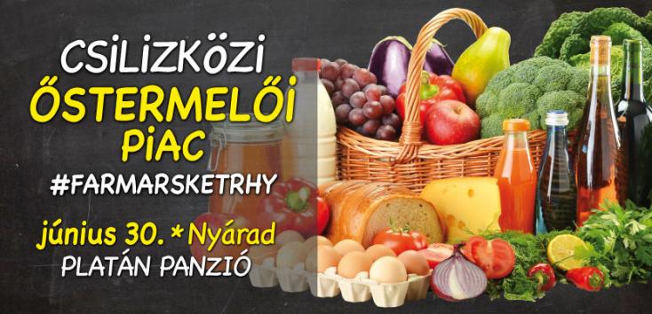 Gyerekkorunk ízei és minőségi háztáji termékek a Csilizközi Őstermelői Piacon
