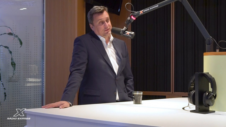 Danko az új Slota: Piásan ment élő műsorba az SNS elnöke