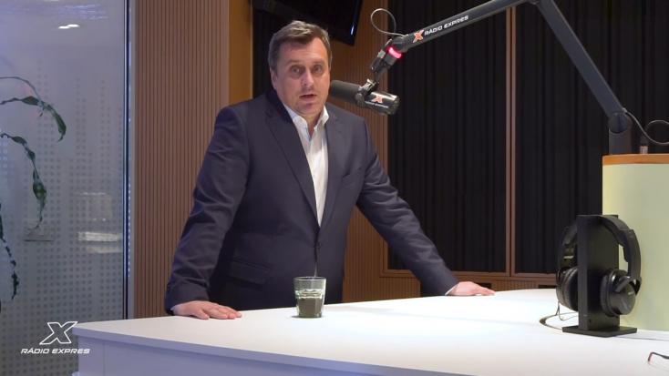 Danko tagadja, hogy részeg lett volna az élő műsorban