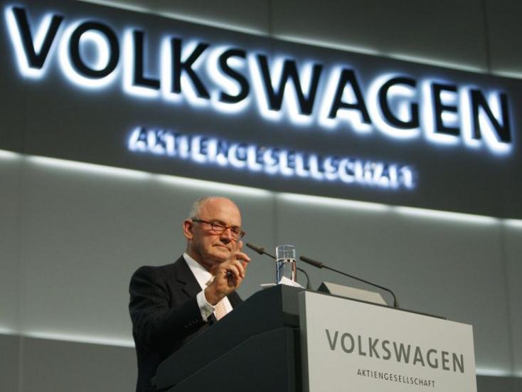 Elhunyt Ferdinand Piëch, a Volkswagen konszern volt vezetője