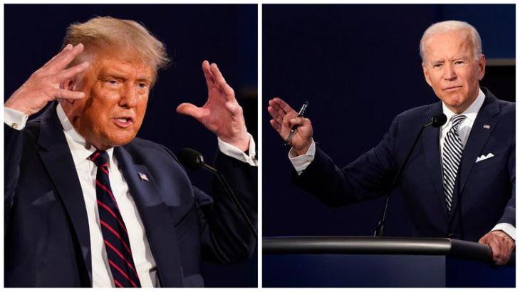 Az amerikai média egyöntetűen negatívan ítélte meg Trump és Biden első elnökjelölti vitáját