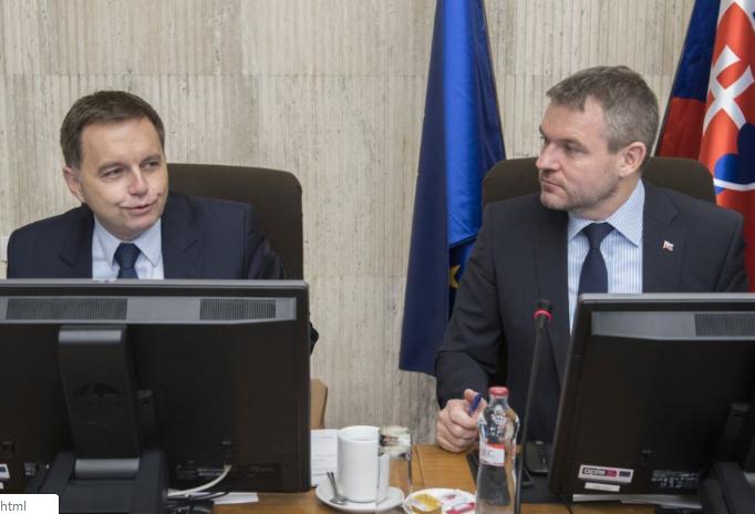 Kažimír szerint, ha Fico alkotmánybíró lesz, Pellegrininek kellene a Smer élére állnia