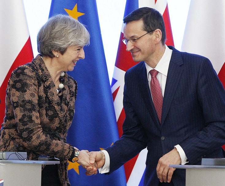 Mostantól Madam Brexit a brit kormányfő
