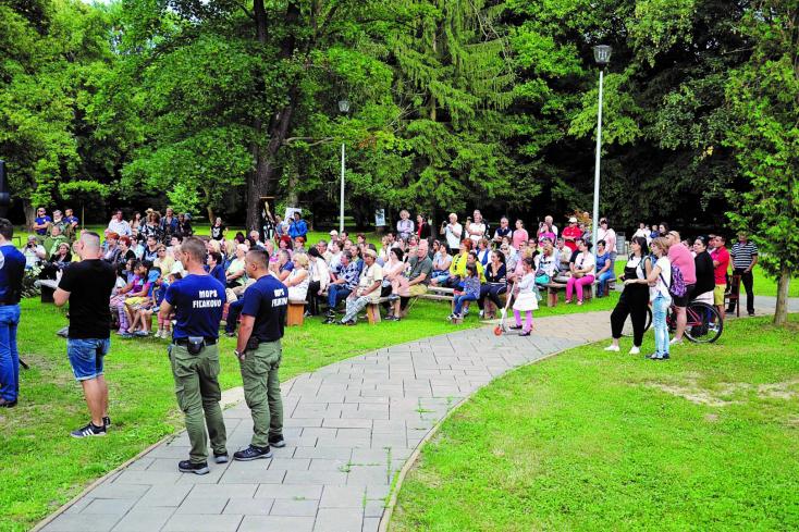 Növekszik a polgárőrség tagjainak száma Füleken, az új projekt kasszakímélő