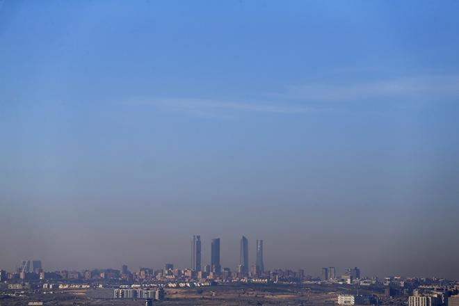 Jelentősen csökkent a légszennyezettség mértéke Spanyolországban is