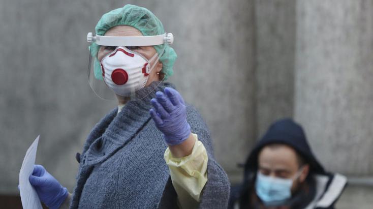 Koronavírus: Észak-Korea hivatalosan is regisztrálta az első fertőzésgyanús esetet