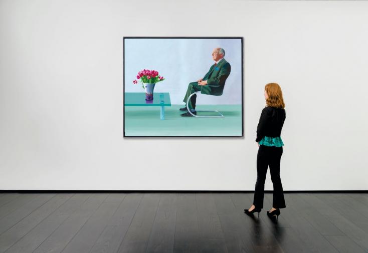 Eladta alapítója portréját a londoni Királyi Operaház, hogy túlélje a járványokozta válságot