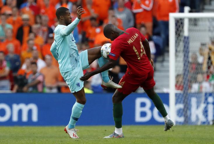 A portugálok nyerték meg a Nemzetek Ligáját