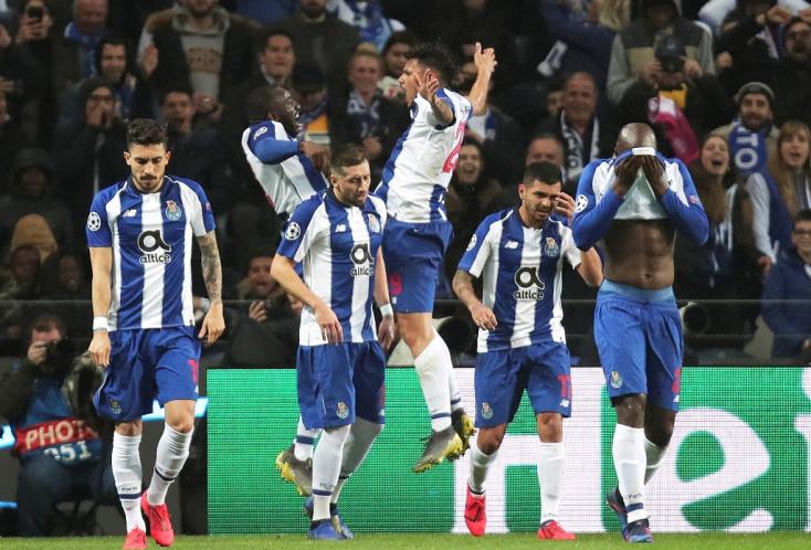 Bajnokok Ligája: Hosszabbítás után jutott tovább a Porto