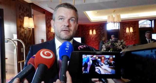 Peter Pellegrinit egyáltalán nem érte meglepetésként MarekMaďarič távozása