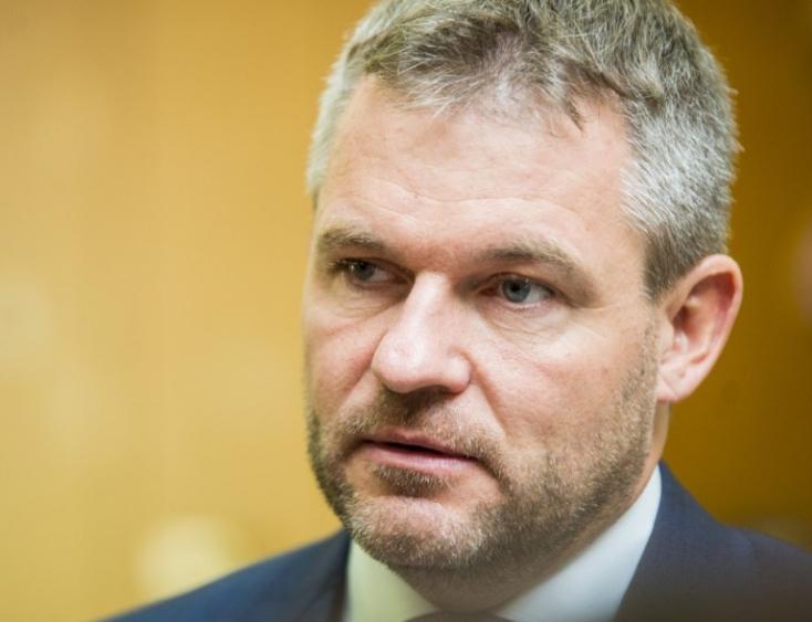 Peter Pellegrini megint kritizálta Andrej Kiskát