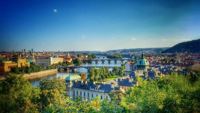 A mérések kezdete óta nem volt olyan meleg a nyár Prágában, mint idén