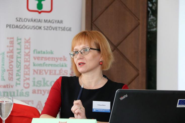 Sólymos: Az oktatásügy prioritás – Prékop Mária belépett a Hídba