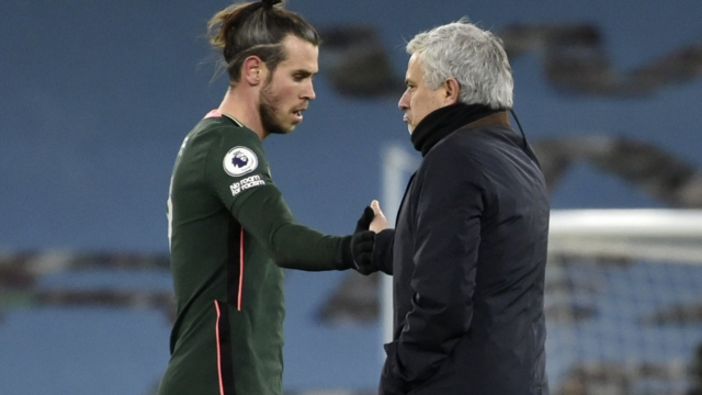 Mourinho: Begyógyultak Gareth Bale pszichés sebei