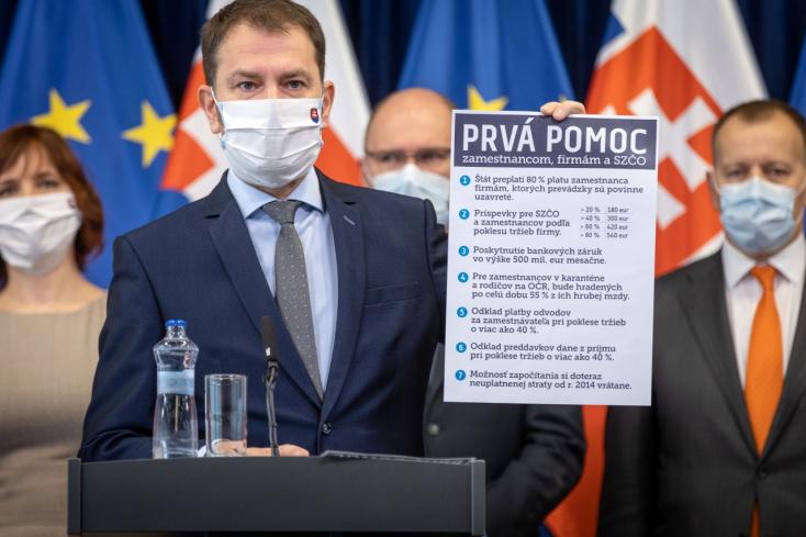 Megvan, kik kaptáka legtöbb pénzt az államtól a koronavírus miatt