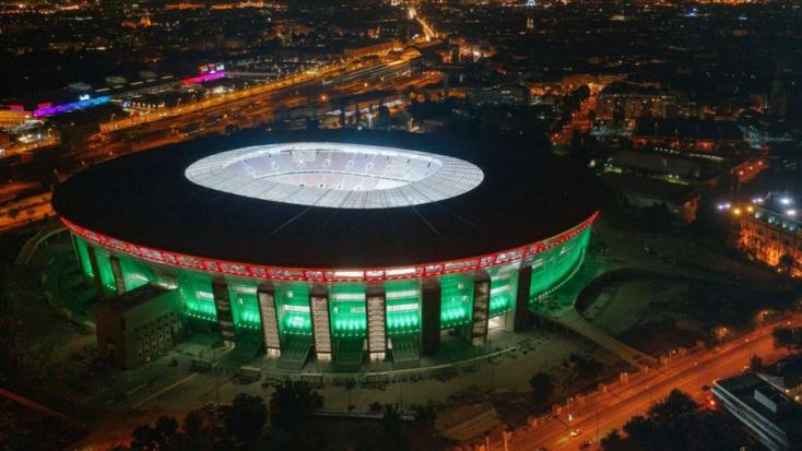 EURO-2020: A Puskás Arénában karszalag is kell a jegy mellé a belépéshez