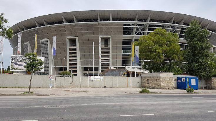 Három nap múlva már lehet jegyet vennia Puskás Aréna nyitómérkőzésére