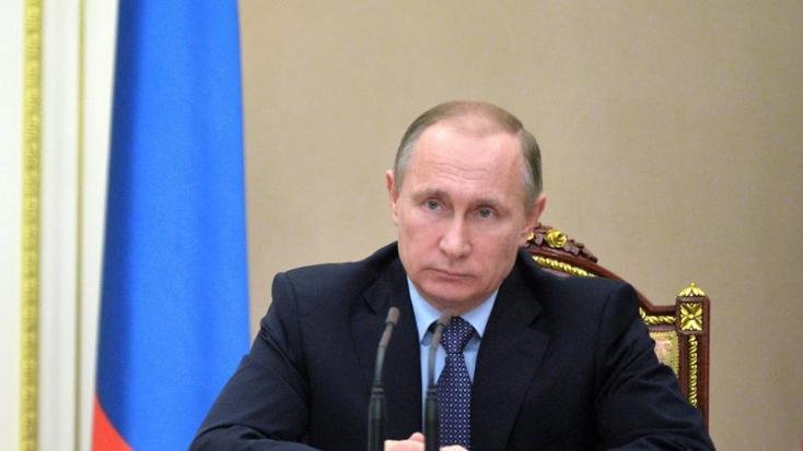 Szlovákiába látogat Putyin