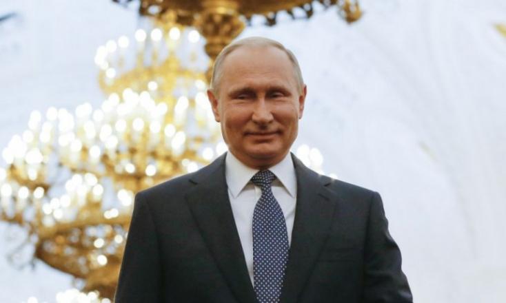 Putyin: Moszkva stratégiai együttműködésre törekszik Washingtonnal